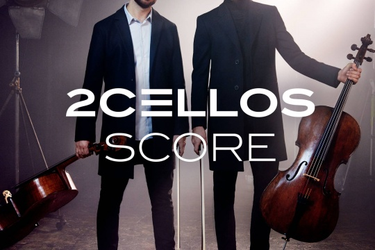 2Cellos with concert in Sofia