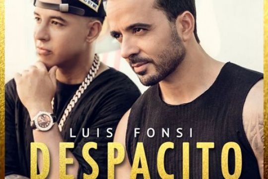 "DESPACITO"" by Luis Fonsi and Daddy Yankee is the most streaming song of all time"