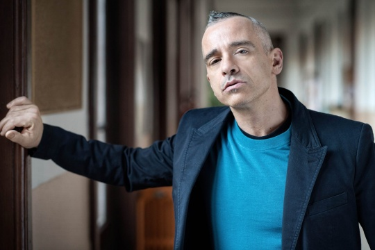 Eros Ramazzotti with concert in Sofia