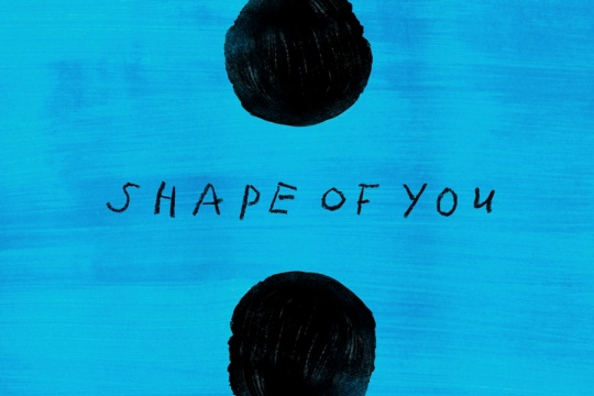 Ed Sheeran Debuts Atop Hot 100 With 'Shape of You' & in Top 10 With 'Castle on the Hill'