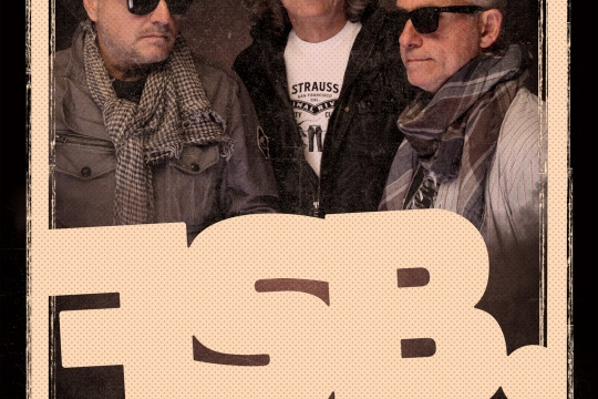 FSB with concert in Sofia Live Club