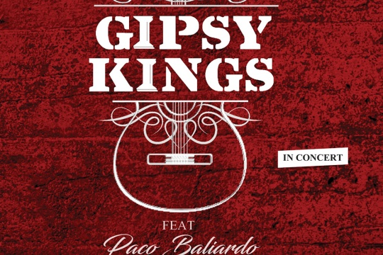 Gipsy Kings with concert in Sofia