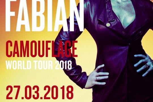 Lara Fabian with concert in Bulgaria