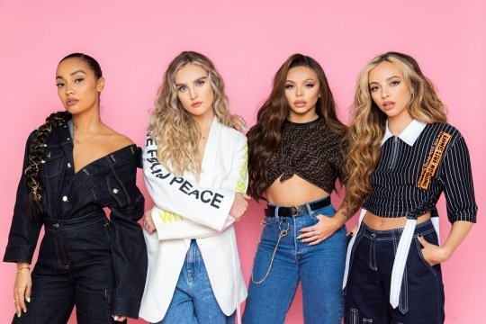 Little Mix - Bounce Back (Lyrics)