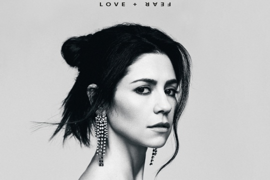 "MARINA ""LOVE+FEAR"