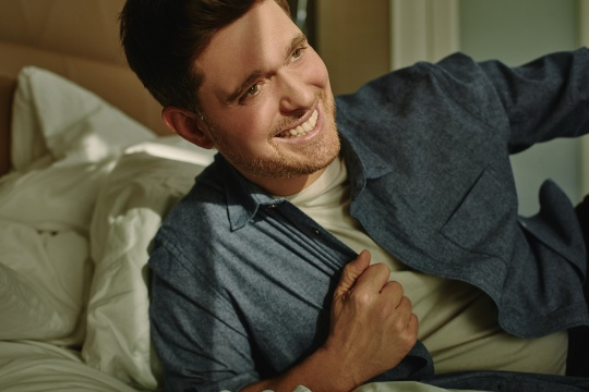 Michael Buble with concert in Sofia