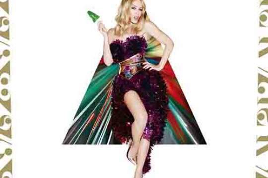 Kylie Minogue has released a brand new festive song called At Christmas