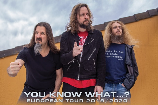 THE ARISTOCRATS for the first time in Bulgaria