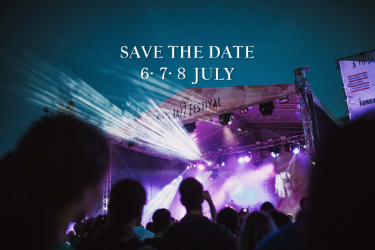 A to JazZ 2018 Save the date