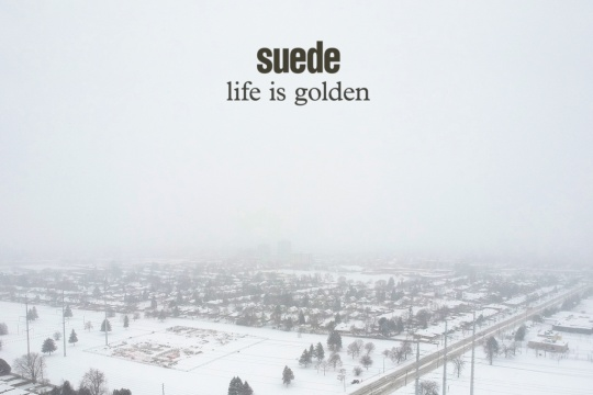 Suede - Life Is Golden (Official Video)
