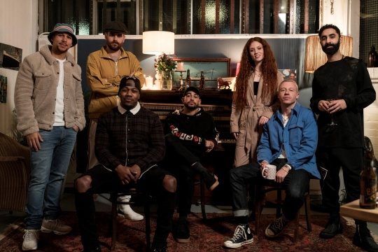 Rudimental - These Days (ft. Jess Glynne, Macklemore & Dan Caplen)(Official Audio)