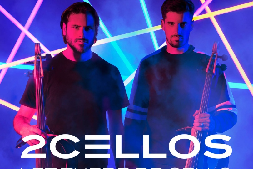 "2CELLOS with new album ""Let There Be Cello"","