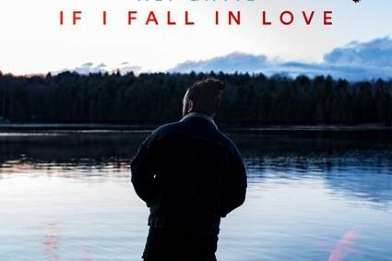 Ali Gatie - If I Fall In Love (Official Music Video with Lyrics)