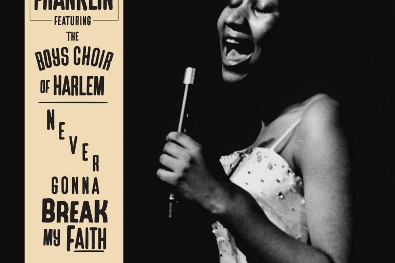 Aretha Franklin - Never Gonna Break My Faith (Official Video) ft. The Boys Choir of Harlem