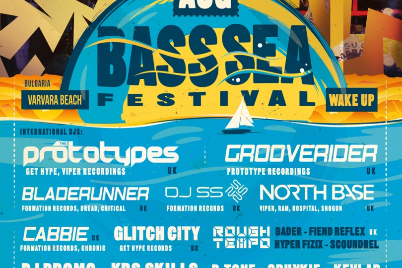 This year Bass Sea Festival with Second edition