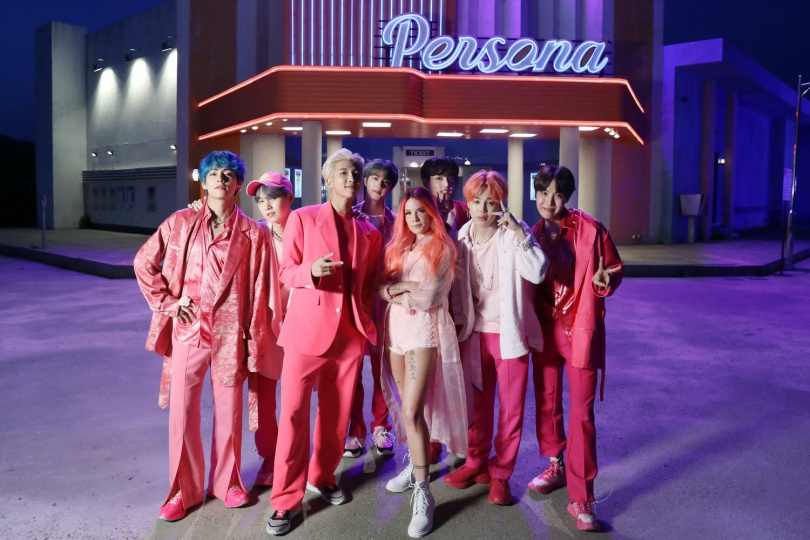 BTS (Boy With Luv) feat. Halsey' Official MV