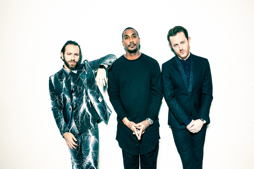 Chase & Status live in Music Jam