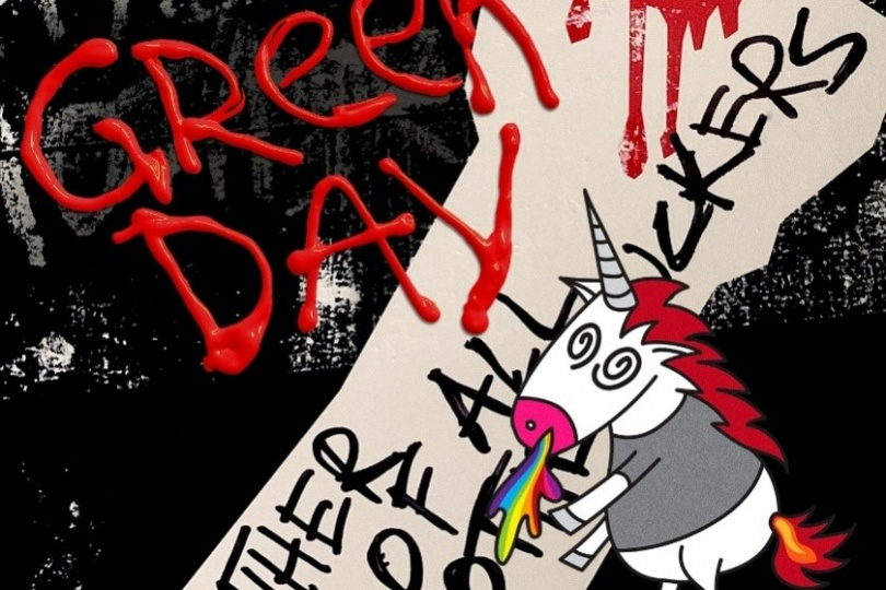 Green Day - Oh Yeah! (Official Music Video)