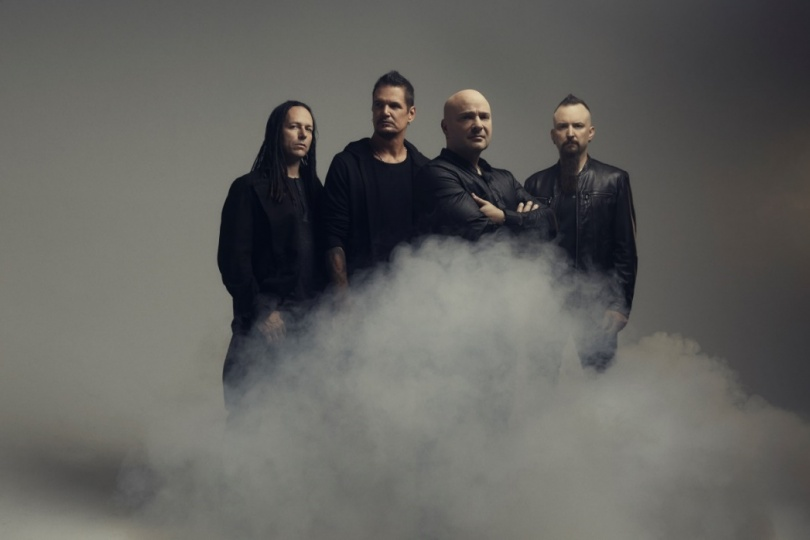 """DISTURBED EARNS RECORD-BREAKING SEVENTH CONSECUTIVE #1 ON MEDIABASE ACTIVE ROCK CHART & BILLBOARD'S MAINSTREAM ROCK SONGS CHART WITH """"NO MORE"""""""