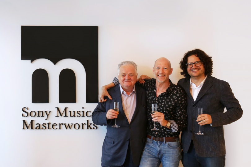 Milan Records is a part of Sony Music Masterworks