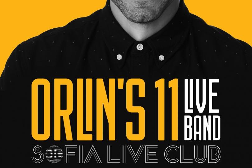 Orlin Pavlov live in Sofia Live Club