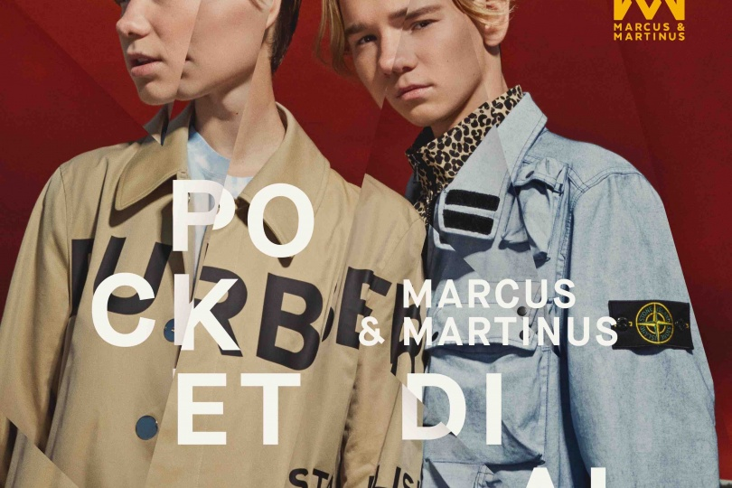 Marcus & Martinus - Pocket Dial