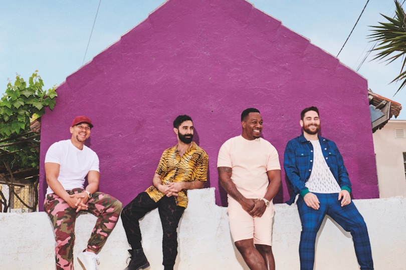Rudimental, Mark Knight and Nicole Moudaber at Solar 2019